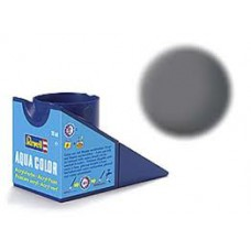 Matt mouse grey Revell - aqua - matt