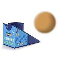 Mat oker bruin Revell - aqua - mat
