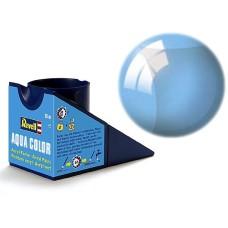 Transparant blauw Revell - aqua - glans