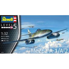 Messerschmitt Me262 A-1/A-2 1/32