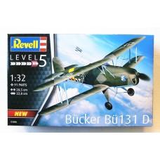 Bücker Bü131 D 1/32