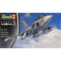 Saab JAS-39D Gripen twin seater 1/72
