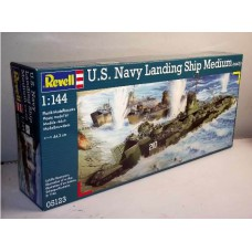 US navy landing ship medium 1/144