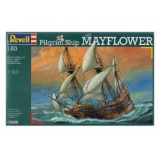Pilgrimship Mayflower 1/83