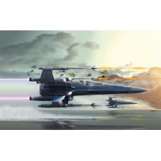Resistance X-wing fighter Easykit