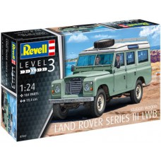 Land Rover Series III LWB 1/24