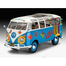 Volkswagen T1 flower power 1/24