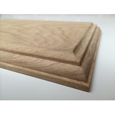 OAK Wooden display base