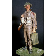 British BREN gunner 2 1/35