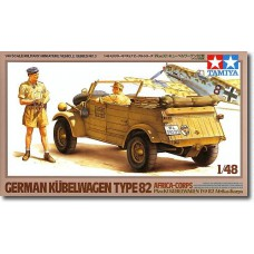 German Kubelwagen Type 82 1/48