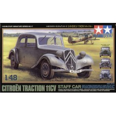 Citroën Traction 11CV Staff car 1/48