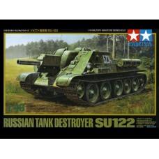 Russian Su122 1/48