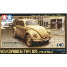 Volkswagen Type 82E Staff car 1/48