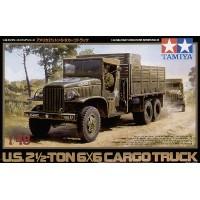 US 2 1/2 Ton 6x6 cargo truck 1/48