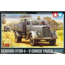 German 3 ton 4x2 cargo truck 1/48