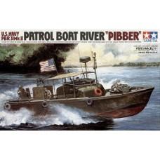 """Patrol boat river """"Pibber"""" 1/35"""