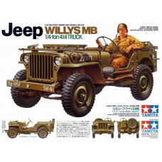 Jeep Willy's MB 1/35