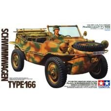 Schwimmwagen type 166 1/35