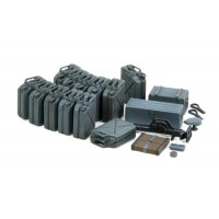 German jerry can set early 1/35