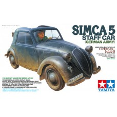 Simca 5 staff car 1/35