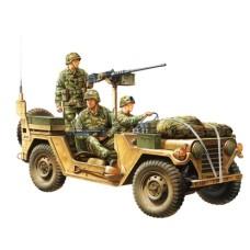 US utility truck M151A2 grenada 1983 1/35