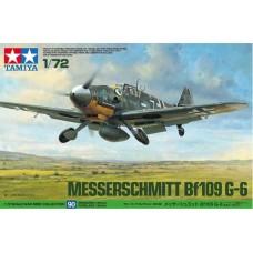 Messerschmitt Bf109G-6 1/72