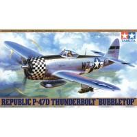 Republic P-47D Thunderbolt Bubbletop 1/48