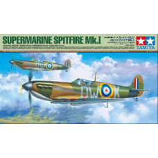 Spitfire MkI 1/48