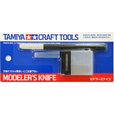 Modeler's knife cutting - pliers