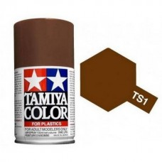 Red brown matt Tamiya color