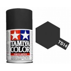 black gloss Tamiya color
