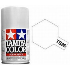 white gloss Tamiya color
