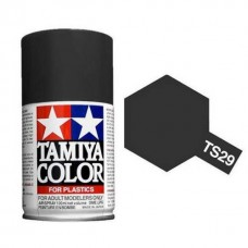 Black silk Tamiya color