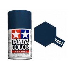 Dark Mica blue Tamiya color