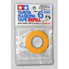 Masking tape 6mm refill masking
