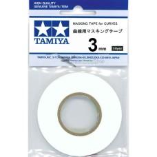 Masking tape 3 mm masking