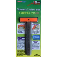 stainless T-ruler Small Measuring