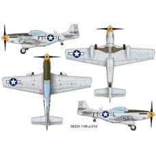 P-51D 1/48