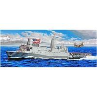 USS Iwo Jima LHD-7 Amphibious Assault Ship 1/350
