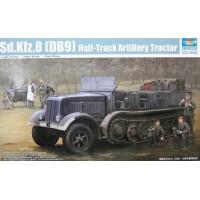Sd.Kfz.8 Half-track artillery tractor 1/35