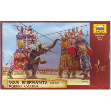 War elephants 1/72