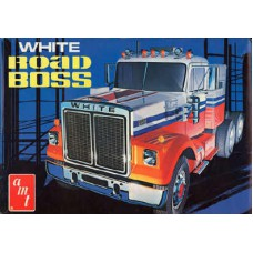White Road Boss 1/25