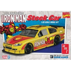 The Ivincible Iron Man Stock Car 1/25