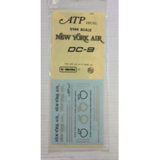 New York Air DC-9 Decals 1/144