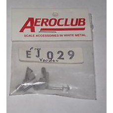 Ejection Seats F-101 Voodoo 1/72