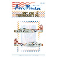 86th FBG Thunderjets Decals 1/48