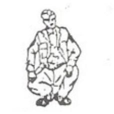 RAF WW2 NCO Squatting 1/48