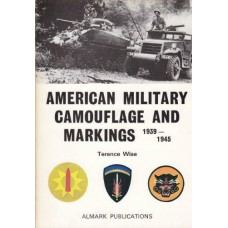 American Military Camouflage and Markings 1939-1945 Boeken