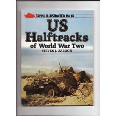 US Halftracks of World War Two Boeken