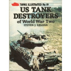 US Tank Destroyers of World War Two Books